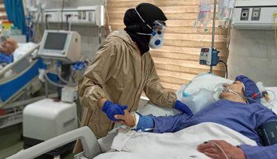 جانباختن 124 بیمار کرونایی در شبانه روز گذشته