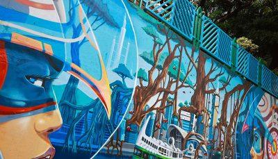 جشنواره هنرهای خیابانی هنگ کنگ