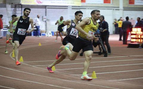 حضور دوندگان ایرانی در مسابقات آسیای میانه