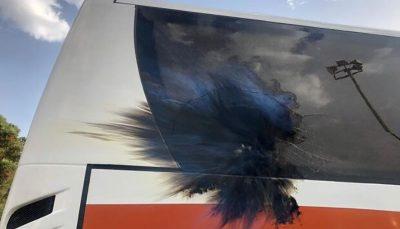 حمله کنندگان به اتوبوس پرسپولیس