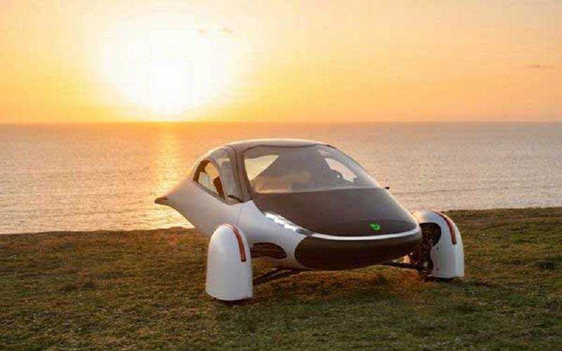 خودروی خورشیدی اپرتا