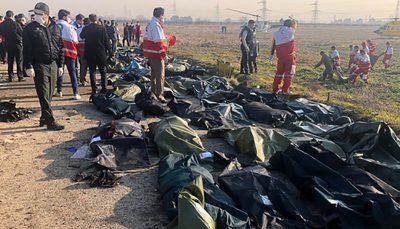 درخواست سران جی ۷ در مورد هواپیمای اوکراینی از ایران