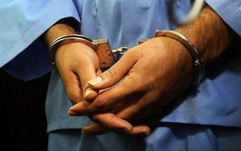 دستگیری عامل فروش