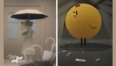دعوت از ۲ انیمیشن ایرانی به کارتون کلاب ایتالیا
