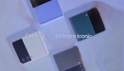 رنگبندی احتمالی گلکسی زد فلیپ 3 سامسونگ مشخص شد