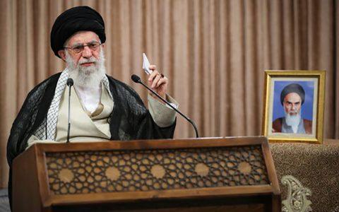 رهبر انقلاب: کار بزرگ امام خلق و پیاده کردن عینی نظریه جمهوری اسلامی بود