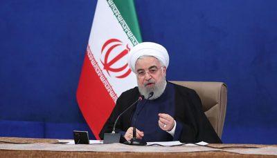 روحانی: ارتش ما آبدیده است