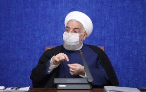 روحانی: دولت با شجاعت پاسخگوی عملکرد خود خواهد بود