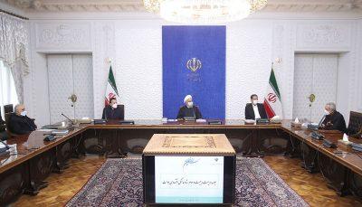 روحانی: سند جنایت ترامپ و اعمال کنندگان تحریم باید منتشر شود