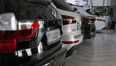 ریزش ۳۵ درصدی قیمت خودروهای خارجی با لغو تحریمها