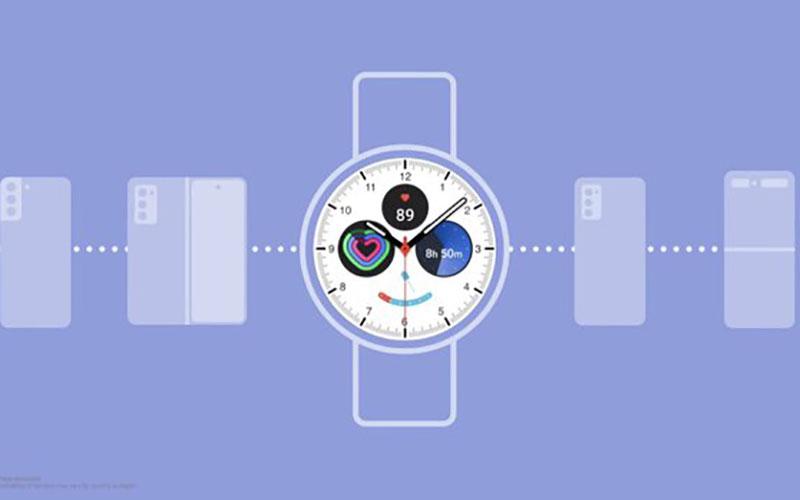 سامسونگ از رابط جدید ساعت هوشمند رونمایی کرد