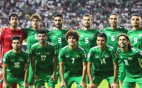 ستاره تیم ملی عراق کرونا گرفت