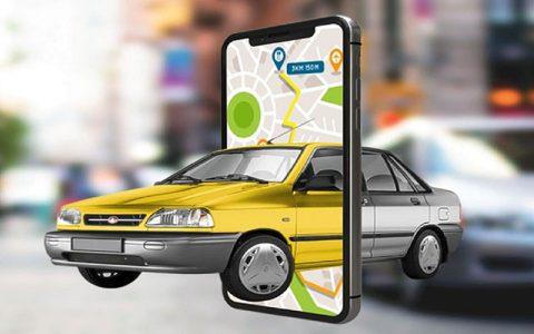 سهمیه اعتباری بنزین تاکسیهای اینترنتی واریز شد