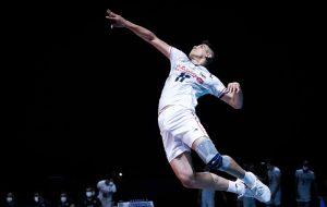 صابرکاظمی پنجمین بازیکن امتیازآور لیگ ملتهای والیبال