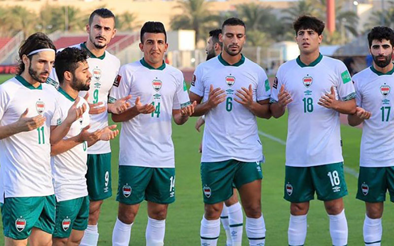 طراحی جدید پیراهن عراق بهتر از تیمهای یورو 2020 شد