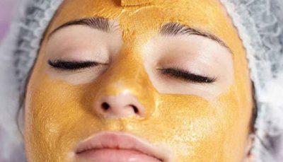 طرز تهیه ماسکی بینظیر برای روشنی پوست صورت