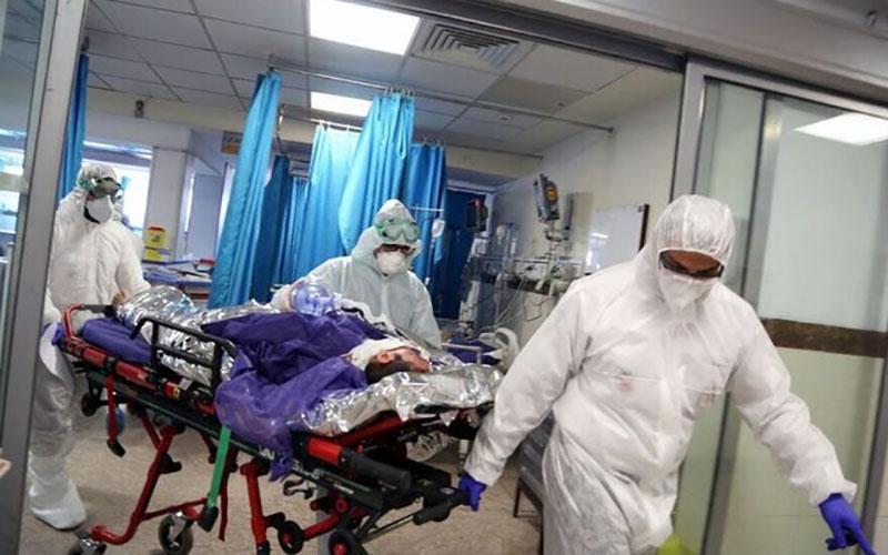 فوت ۱۴۴ بیمار کرونایی دیگر