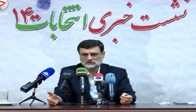 قاضیزاده هاشمی به عدم معرفی عاملین انتشار فایل صوتی وزیر امور خارجه انتقاد کرد
