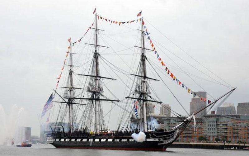 قدیمی ترین کشتی در حال ماموریت جهان!