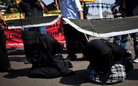 حکم اعدام ۴۰ نوجوان در عربستان
