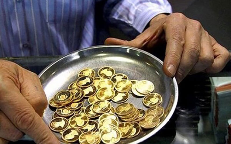 قیمت سکه ۲ تیر ۱۴۰۰ به ۱۰ میلیون و ۳۵۰ هزار تومان رسید