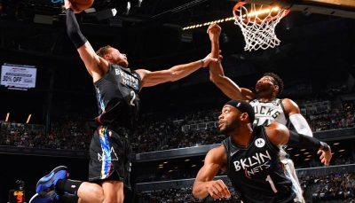 لیگ NBA با طعم درگیری