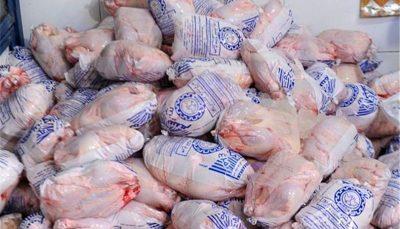 توزیع مرغ با کارت ملی