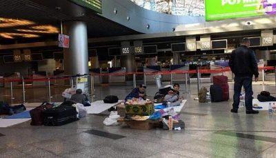 مسافران ایرانی سرگردان در روسیه به کشور بازگشتند