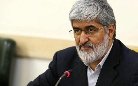 مطهری: شورای نگهبان حداقل لاریجانی را تایید صلاحیت کنند