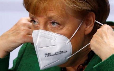 هشدار مرکل درباره شیوع ویروس هندی در آلمان
