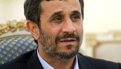 واکنش محمود احمدی نژاد به نتیجه انتخابات ریاست جمهوری