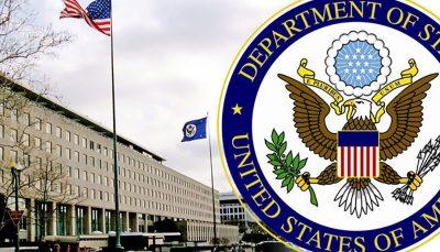 واکنش وزارت خارجه آمریکا به اظهارات واعظی