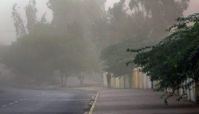 پیشبینی وزش باد شدید در استان تهران