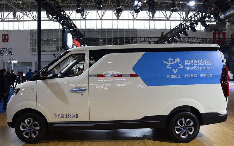 چانگه EV5؛ ون کاربردی الکتریکی از یک کمپانی چینی گمنام