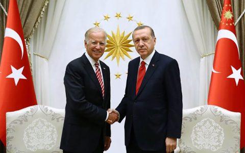 کاخ سفید: اردوغان و بایدن در حاشیه نشست ناتو درباره ایران گفتوگو میکنند