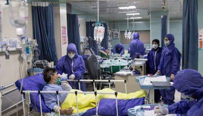 کرونا جان 108 بیمار دیگر را گرفت