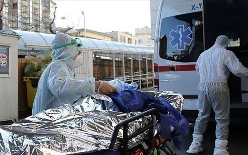 ۱۴۲ بیمار کرونا جان خود را از دست دادند