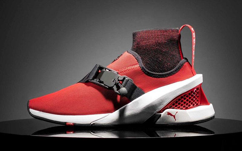 کفش پوما با الهام از طراحی فراری SF90 معرفی شد