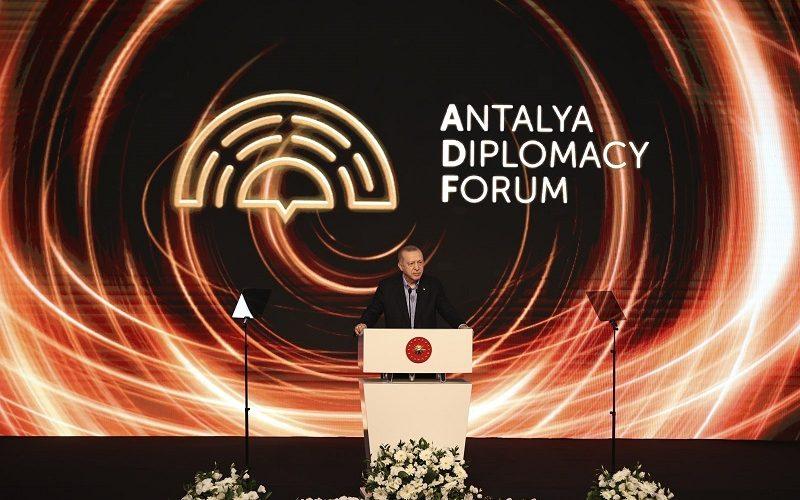 مجمع دیپلماسی آنتالیا