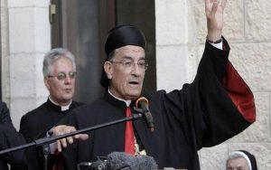 اسقف اعظم لبنان: دولتی می خوهیم که لبنان را از جهنم خارج کند