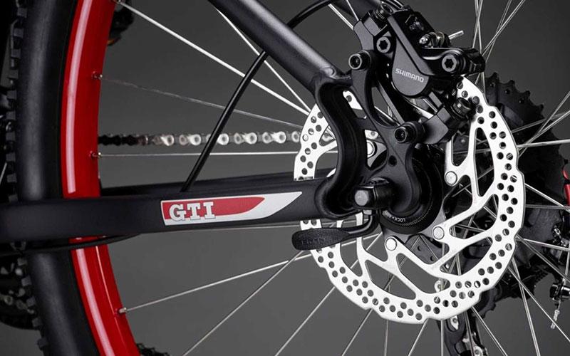 دوچرخه کوهستان فولکس واگن GTI با وزن ۱۵ کیلوگرم معرفی شد