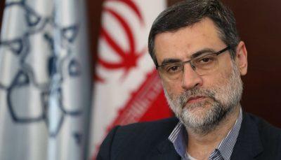 قاضی زاده هاشمی در صحنه انتخابات باقی میماند