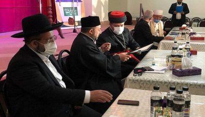برگزاری نشست جامع اقلیتهای دینی در کلیسای کاتولیک آشوری