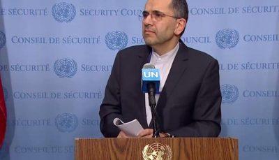 مشکل حق رأی ایران در سازمان ملل برطرف شد