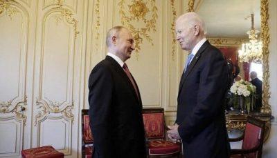 رفتار محتاطانه روسیه با رئیس جمهور آمریکا