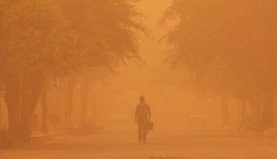 احتمال گرد و خاک و طوفان در منطقه زابل