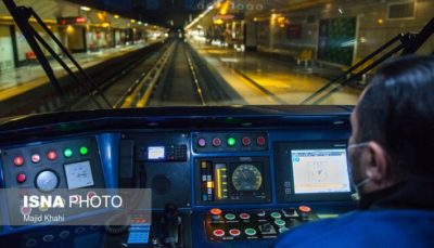 سرویس دهی مترو تا پایان رای گیری یعنی ۱۲ شب ادامه دارد