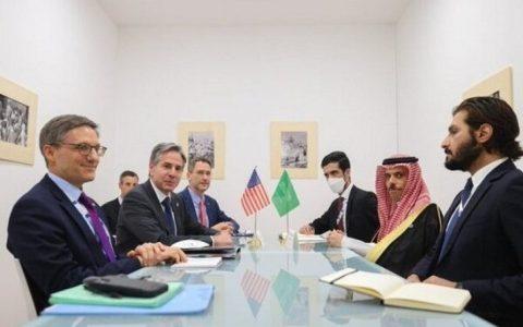 آمریکا و عربستان درباره ایران گفتگو کردند