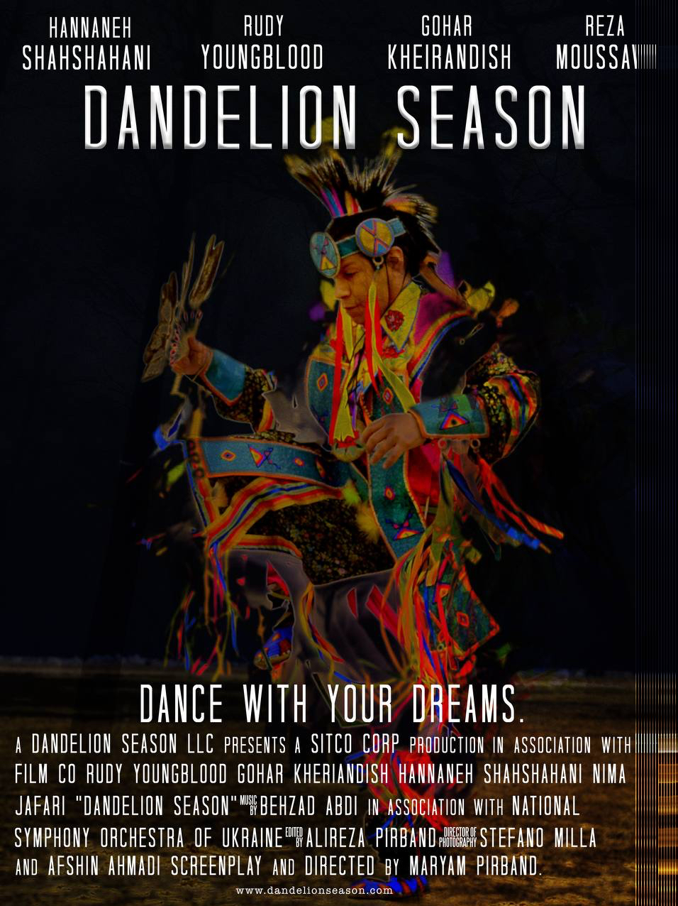 اولین نمایش فیلم سینمایی «فصل قاصدک» در جشنواره کن