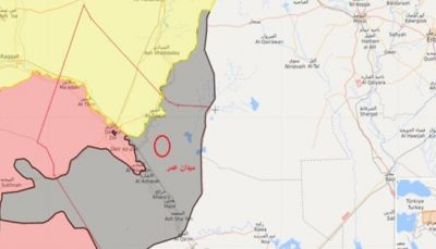 پایگاه نظامی آمریکا در سوریه هدف حملات راکتی قرار گرفت